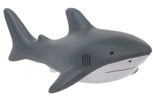 great white shark stress ball The Greatest List of the Most Unique Promotional Stress Balls Around