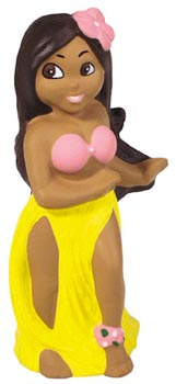 hula girl hawaiian stress ball The Greatest List of the Most Unique Promotional Stress Balls Around
