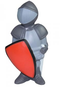knight stress ball The Greatest List of the Most Unique Promotional Stress Balls Around