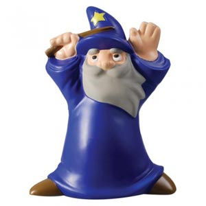 magician wizard stress ball The Greatest List of the Most Unique Promotional Stress Balls Around