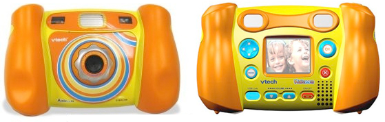 vtech kidizoom A Kid Friendly Gadget List for Christmas