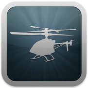 copter controller icon LIGHTSPEED Phone Controlled i Helicopter, yup, theres an app for that