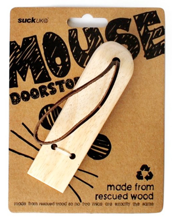 mouse doorstop onemoregadget This Mouse Doorstop is perfect for Squeaky Doors