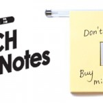 switch notes sticky notes 150x150 Possibly the coolest evolution of the sticky note, ever. Handy Notes