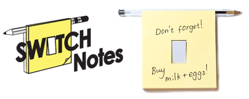 switch notes sticky notes Still using Yellow Sticky Notes? Make the switch to Switch Notes