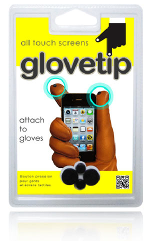 touchscreen glove tips Keep your gloves on and answer the call with Touchscreen Glove Tips