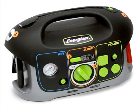 Energizer All In One Compressor Energizer All In One Battery Jump Starter with Air Compressor and Power Inverter Review