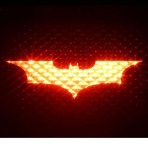 Bat Signals Brake Light Covers