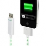 Dexim Visible Smart Charge Cables for the iPhone and iPad