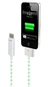Picture 11 Dexim Visible Smart Charge Cables for the iPhone and iPad