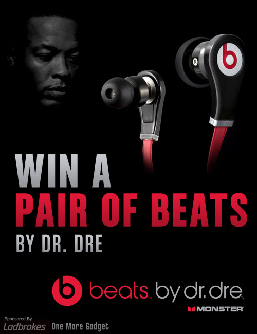 Win A Pair of Beats By Dr Dre One More Gadget