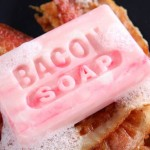 bacon soap awesomeness one more gadget 150x150 What floats, looks like a boat and cleans nails? A Boat Nail Brush, obviously