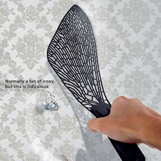 Fly Wing Swatter