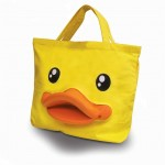 rai005 B Duck Canvas Tote 1 150x150 Its easy to be green with the Kermit canvas tote