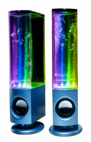 Awesome Speakers sound master dancing water speakers are like being at disneyland