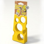 A spaghetti tool that will change your life by measuring the perfect portion size easy and cheesy