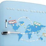 Dry Wipe World Map Magnets for worldwide fridges