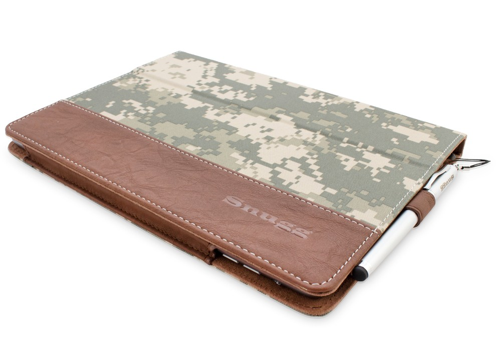 Air Exec Camo Flat e1398382233921 Keep your iPad snugg with the perfect case