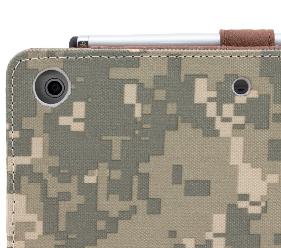 Air Exec Camo Mic e1398382372436 Keep your iPad snugg with the perfect case