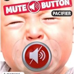 Baby Mute Button Pacifier One More Gadget e1418284108710 150x150 Turn food into art with Food Face Plates