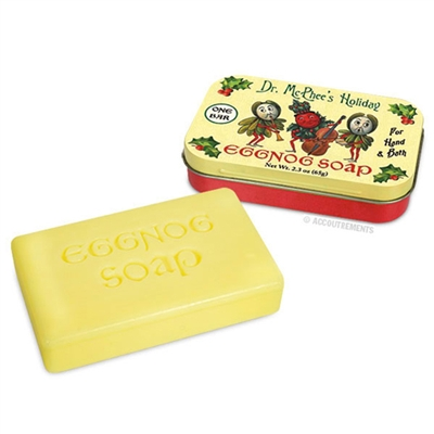 Egg Nog Soap One More Gadget