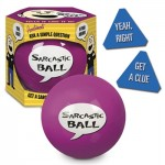Sarcastic Ball 150x150 The Greatest List of the Most Unique Promotional Stress Balls Around